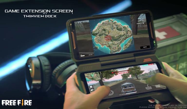 มือถือเล่นเกม ESports แบบจริงจัง ASUS ROG Phone