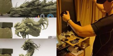 Carving VR