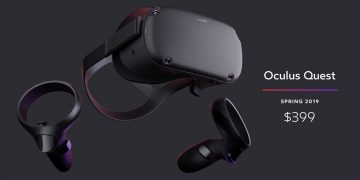 Oculus Quest VR All-in-One 2019