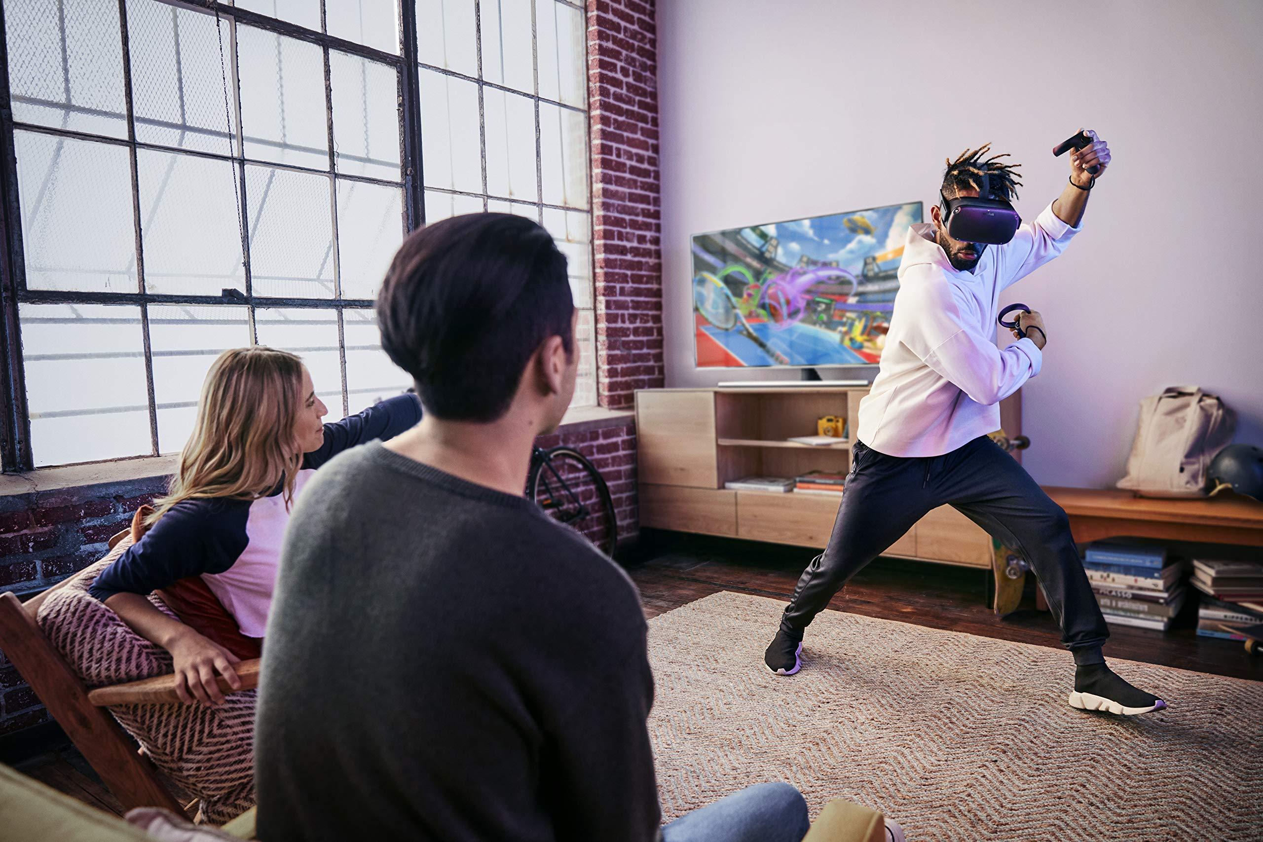 Oculus Quest on Amazon