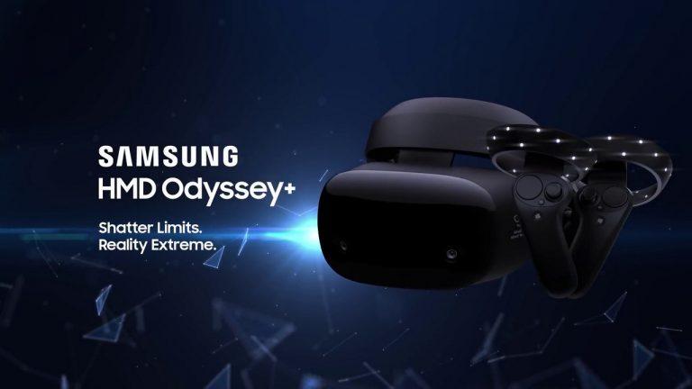 Samsung Odyssey Plus 2018
