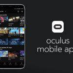 oculus mobile app