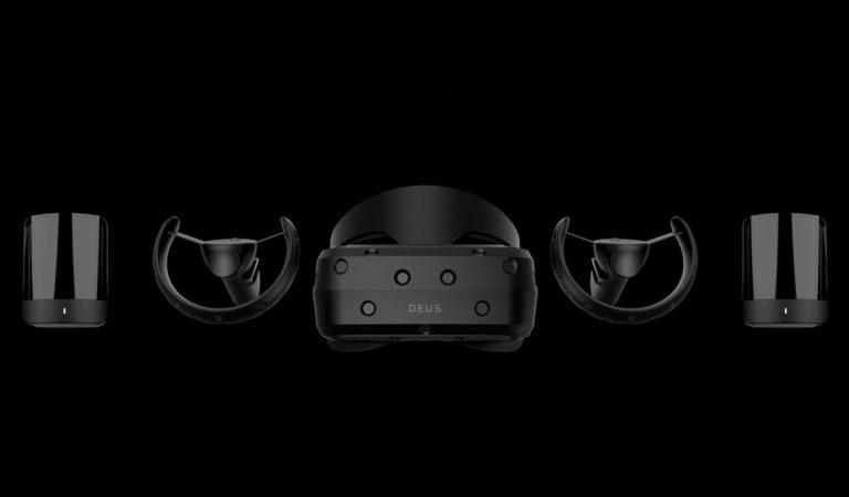 เผยโฉมแว่น VR DEUS' 4K ODIN ความละเอียด 4K