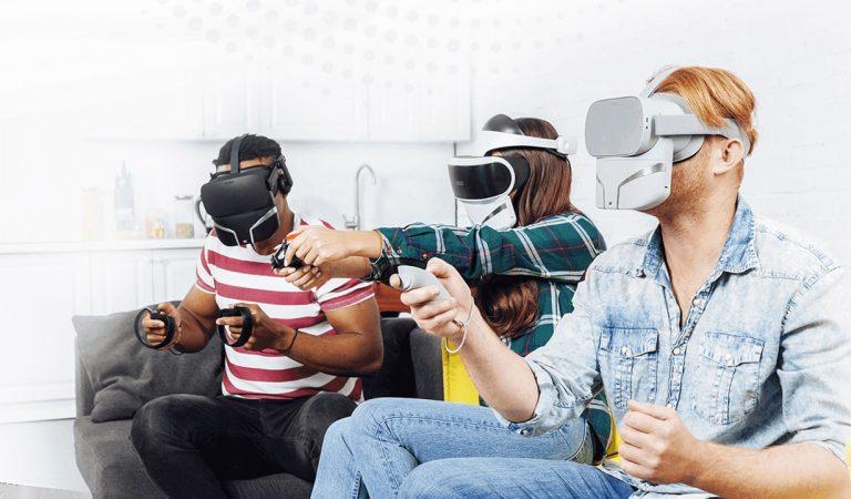 FeelReal อุปกร์ต่อแว่น VR เพื่อจำลองกลิ่นจากโลกเสมือนจริง