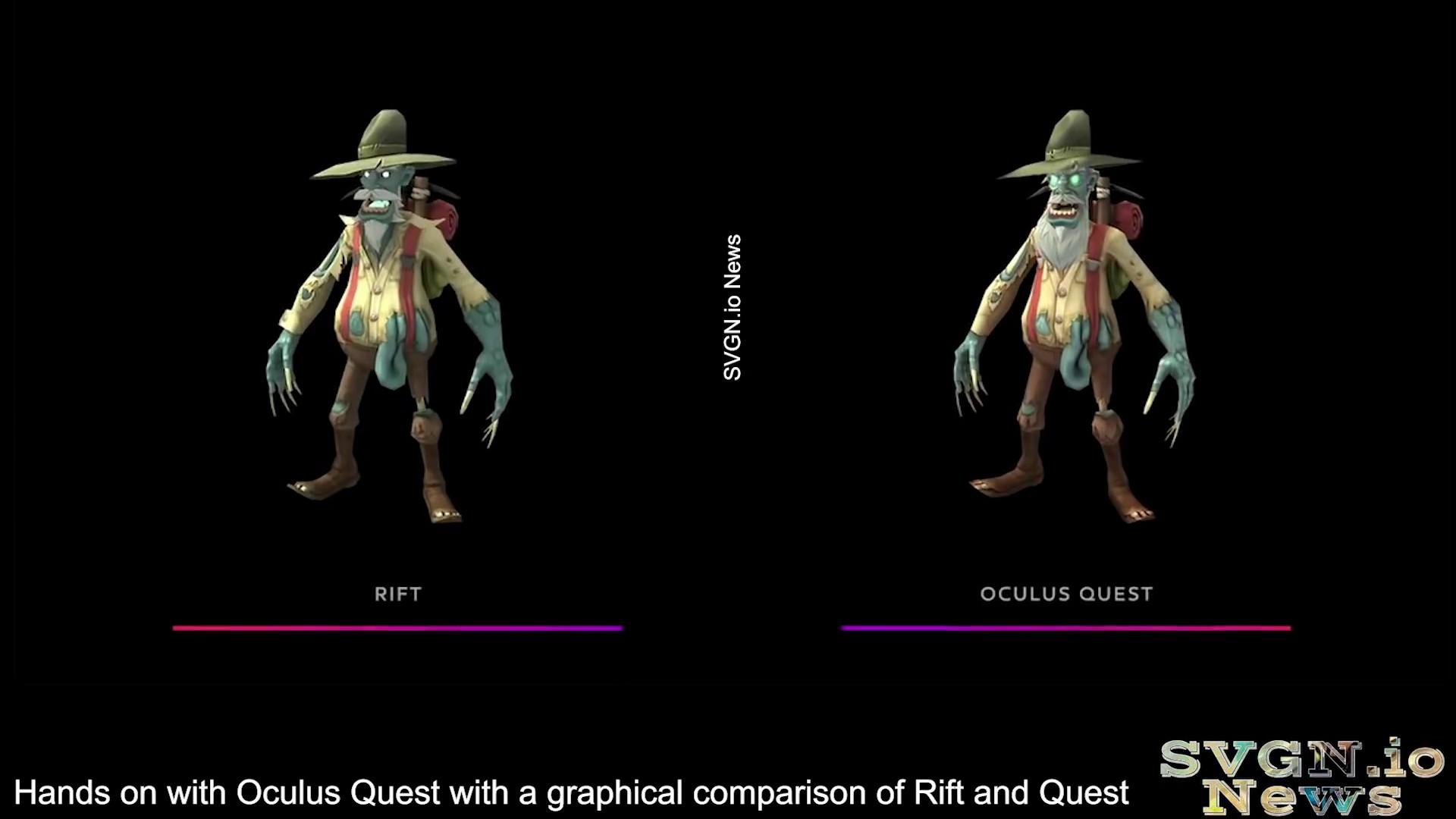 Oculus Quest Graphic Quality