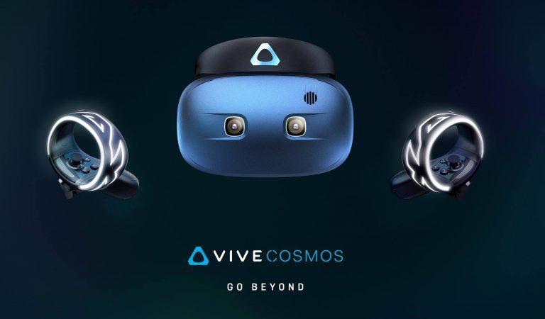 เปิดตัว HTC VIVE COSMOS แว่น VR PC ที่ใช้งานร่วมกับมือถือ?