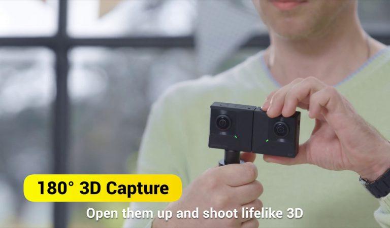 เปิดตัว Insta360 EVO กล้อง 360° แปลงเป็น VR180 3D (สเป็ค-ราคา)