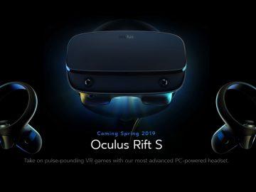 Oculus Rift S 2019