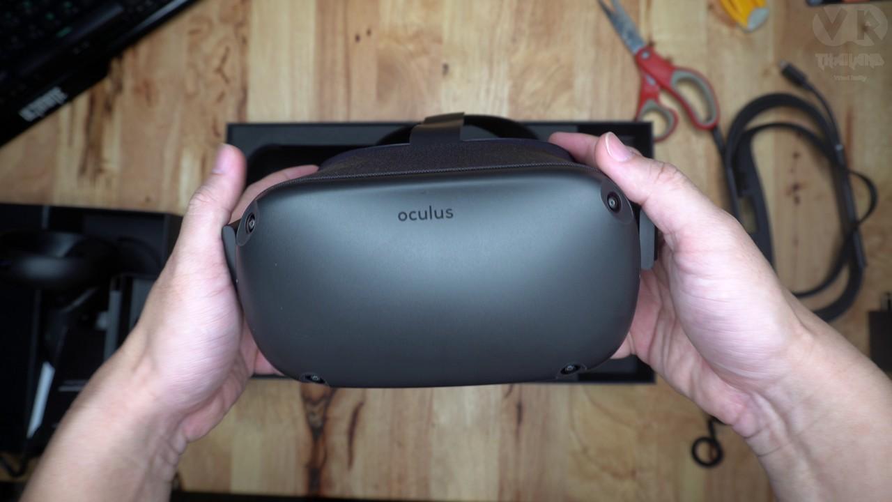 รีวิว Oculus Quest