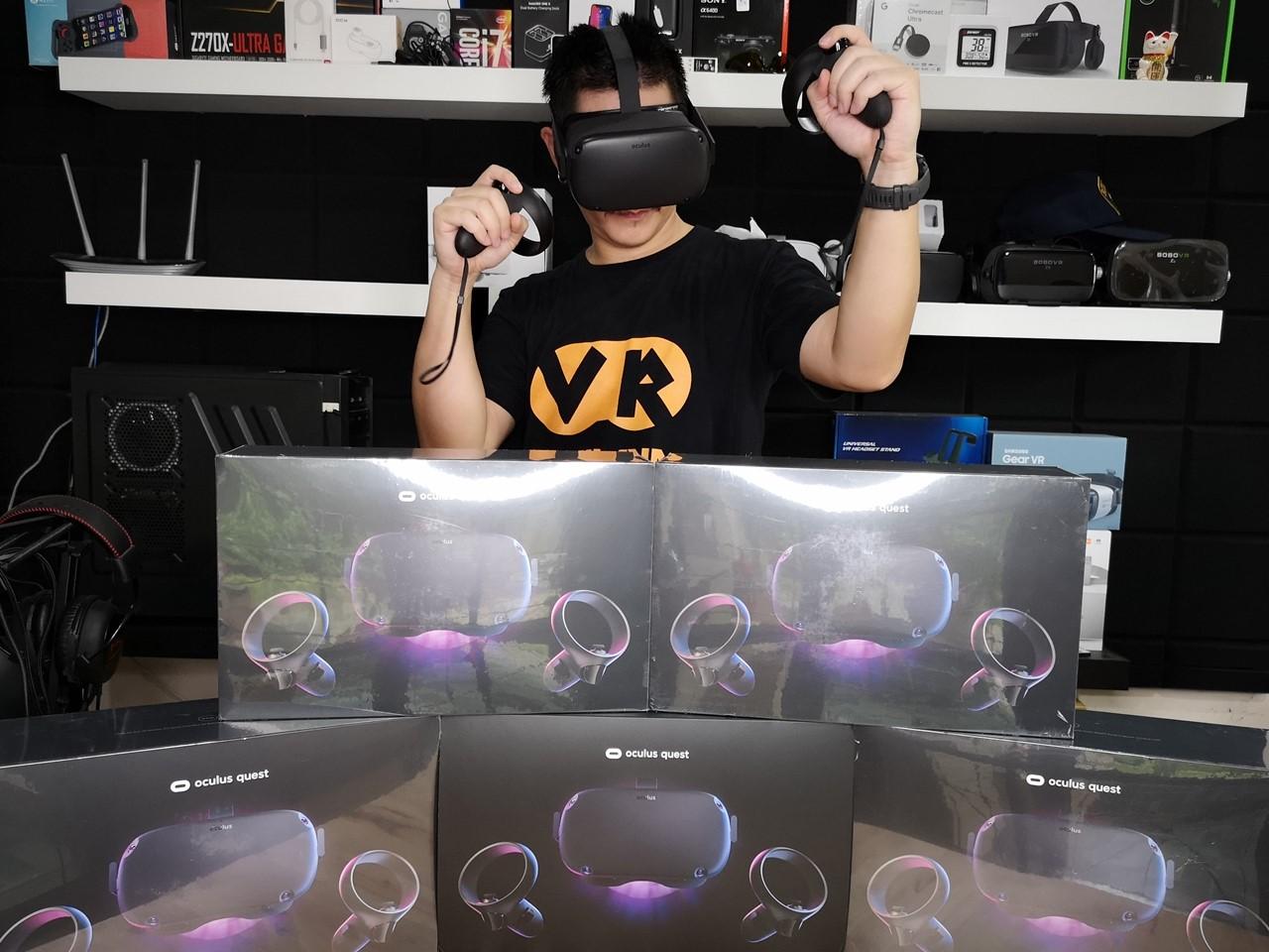 จำหน่าย ขาย Oculus Quest ราคา ไทย
